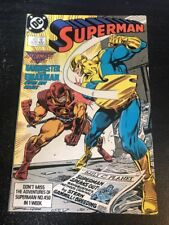 """Superman#27 Incredible Condition 9.2(1989) """"Invasion Aftermath """""""