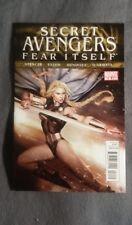 Marvel Comics Secret Avengers #14 (2011) VF-NM Free Bag/Board! Fear Itself