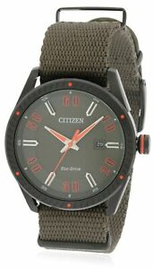 Citizen Drive Nylon Mens Watch BM6995-01X
