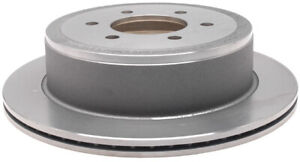 ACDelco 18A1627A Rear Brake Rotor For 04-11 Ford Lincoln F-150 Lobo Mark LT