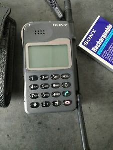 Mobile Celullar Vintage Sony CMD Z1 PLUS