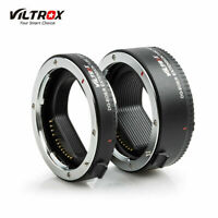 VILTROX DG-EOSR Auto Focus Macro Extension Tube Adapter Ring for Canon EOSR RF