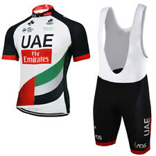 Ropa ciclismo verano UAE. equipement maillot culot cycling jersey maglie short