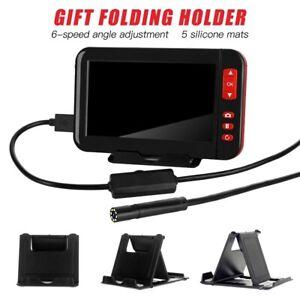 """Car Monitor F200 HD 1080P 4.3"""" LCD Screen Borescope Inspection Endoscope Camera"""
