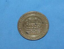Vintage $1 1965 Golden Nugget Gambling Hall, Las Vegas Gaming Slot Token