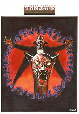 Sci-Fi Horror Movie Posters 2 Sketch Card from Sean Pence