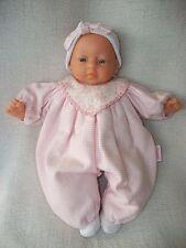 ♪ Joli bébé Corolle de la pouponnière 1997 : pti bout rose ♪
