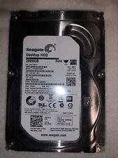 ST2000DM001 P/N: 1ER164-501: CC25 Seagate 2TB Internal Desktop HDD