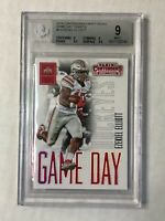 EZEKIEL ELLIOTT 2016 Contenders Game Day RC INSERT! BGS MINT 9! CHECK MY ITEMS!