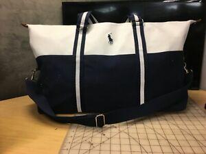 PE7005 Ralph Lauren fragrances Polo Duffel Bag LOCAL PICKUP