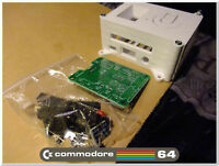 SD2IEC killer 3D Printed Case + PI1541 OLED Floppy Emulator for Commodore 64 KIT