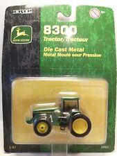 Ertl Collectibles 8300 John Deere Métal Tracteur 1:87 Ho Maßstab