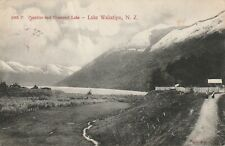 1907 New Zealand card sent from Invercargill to London