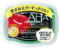 BCL AHA Cleansing Research Face Wash Esthetic Soap 100g