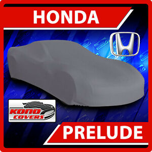 Fits. [HONDA PRELUDE] CAR COVER - Ultimate Full Custom-Fit All Weather