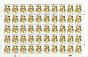 SLOVAKIA - 2006 - EASTER 2006 - Complete sheet of 50 postage stamps - MNH
