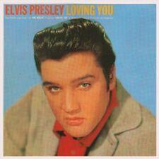 Elvis Presley Loving you (1957; 12 tracks) [CD]