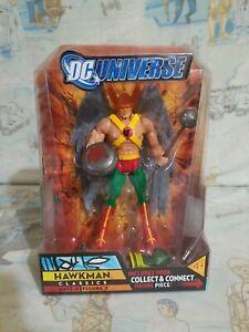 DC Universe Classics Hawkman w Kalibak BAF part NIB 2011 Mattel