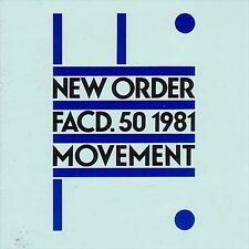 Movement by New Order (UK) (Vinyl, Sep-2009, Rhino/Warner Bros. (Label))