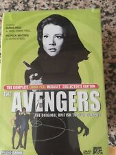 The Avengers: Complete Emma Peel Mega-Set (17DVD)