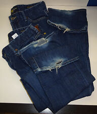 Lucky Brand Jeans The Sweet Jean Boot Size 8/29 Set of 2