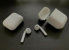 Apple AirPods - A1523 - 1. Generation - Bluetooth + extra Wireless Ladecase