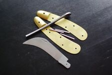 COLTELLO KIT SERPETTE KIT ORIGINALE da Thiers Francia Karbon Laguiole