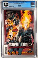 Marvel Comics Presents  6 Second Print 2nd Variant - 1 CGC 9.8 NM Mint