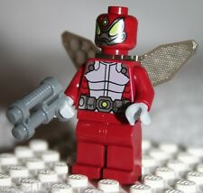 Lego BEETLE MINIFIGURE from Super Heroes Spider-man Daily Bugle Showdown (76005)