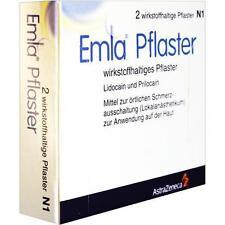 EMLA PFLASTER 2X1St 8864800