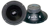 """NEW 8"""" Woofer Speaker.MidRange.8ohm.PA.Pro.eight inch.Replacement Driver.8inch"""