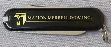 Victorinox Swiss Army Knife Marion Merrell Dow Inc. Logo Pharmaceutical Co