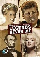 Unsolved History: Legends Never Die (DVD, 2013) Marilyn Monroe Princess Diana