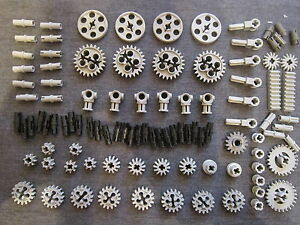 LEGO Technic Lots of Gear Cogs Pulley Wheel Rack Pins - Various WYSIWYG