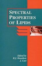 Spectral Properties of Lipids (Sheffield Chemistry and Technology of Oils and Fa