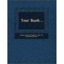Year Book... (2012, Paperback)