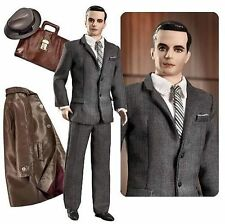 Mad Men Don Draper 2010 Barbie Doll