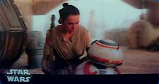 STAR WARS, THE FORCE AWAKENS, TOPPS 2017 WIDEVISION 3D, CARD # 13, BB-8