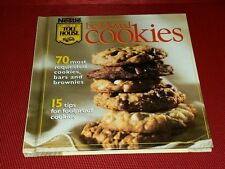 Nestle Toll House Loved Cookies Cookbook 70 Easy Cookie Brownies Bars Recipes HB