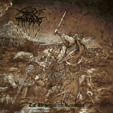 "DARKTHRONE ""THE UNDERGROUND RESISTANCE"" VINYL LP SEALED."