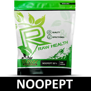 RAW Nootropic 60 tab / 100 tab / 10g - For memory, Focus, Concentration & Mood