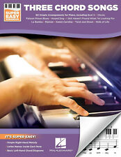 3 Chord Songs - Super Easy Songbook
