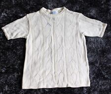 Cotton Blend Summer Regular Jumpers & Cardigans for Women
