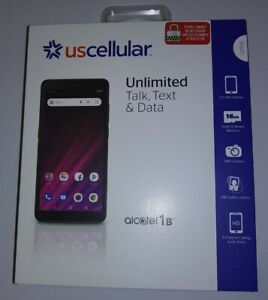 "Alcatel 1B (2020) -US Cellular- 5.5"" Display - 16 GB - Brand New Sealed"