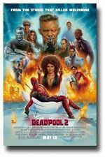 Deadpool 2 24x36 Movie Poster
