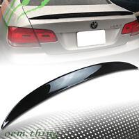 2013 Rear Wing Trunk Lip Spoiler For BMW E92 Coupe 328i 335i M3 Carbon Fiber CF