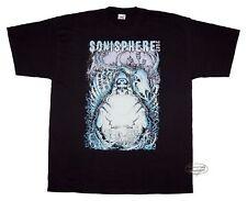 SONISPHERE Festival 2012 L T-Shirt Helsinki SUOMI Finland Metallica Machine Head