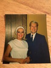 "1960s BETTY GRABLE - 3-1/2"" x 4""  Vintage Color Photo"