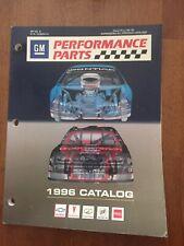1996 Gm Performance Parts Catalog P/N 12365414 Pp No. 8