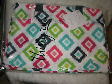 Thirty One Large Soft Utility Tote '' Candy Corners'' NIP